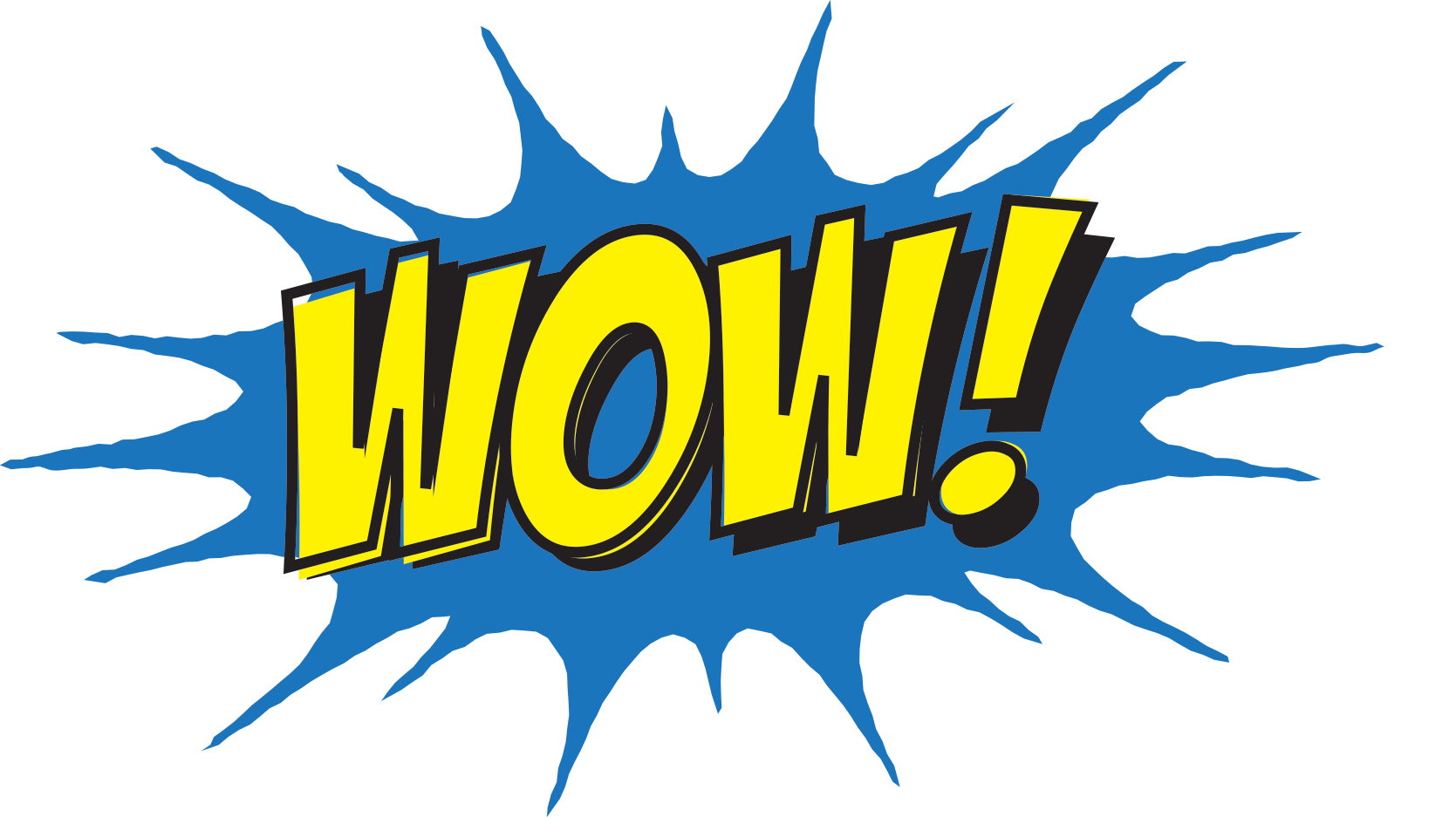 Image result for image for the word wow!
