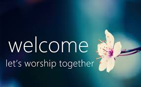 welcome lets worship together
