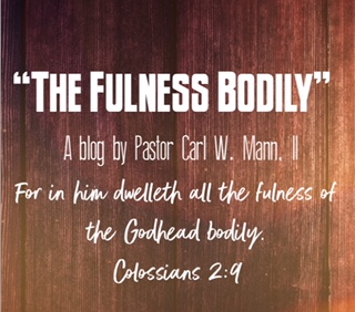 The Fulness Bodily (Part 1 of 4)