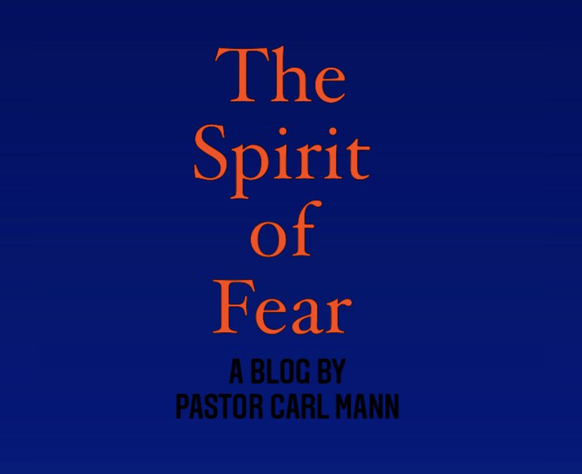 The Spirit of Fear